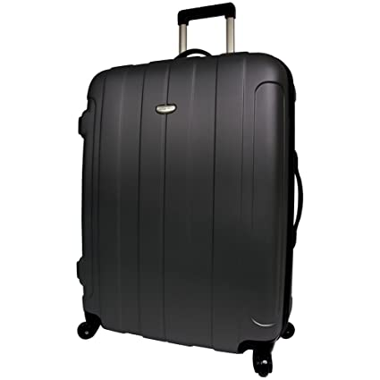 Click to buy Hard Sided Luggage: Traveler's Choice Rome 24