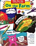 On the Farm - Make Your Own Emergent Readers - Grades K-2 (076820013X) by Rozanne Lanczak Williams