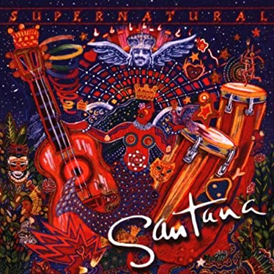 Santana &quot;Supernatural&quot;