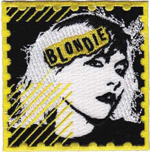 Application Blondie Postage Patch