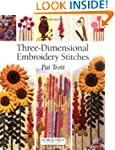Three-dimensional Embroidery Stitches...