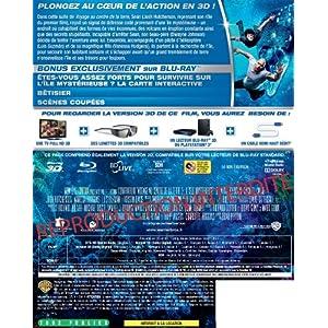 Voyage au centre de la Terre 2 : l'île mystérieuse [Combo Blu-ray 3D + Bl