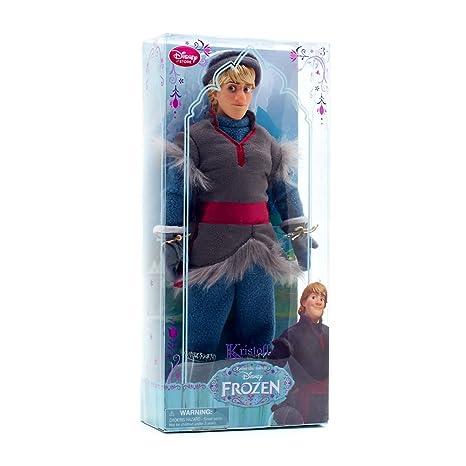 Authentic Disney Store ; Frozen Film - Kristoff Classic Doll - 11'' Tall