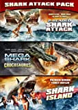 2 Headed Shark Attack / Mega Shark Vs. Crocosaurus [DVD] [Region 1] [US Import] [NTSC]