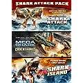 2 Headed Shark Attack / Mega Shark Vs. Crocosaurus [Import]
