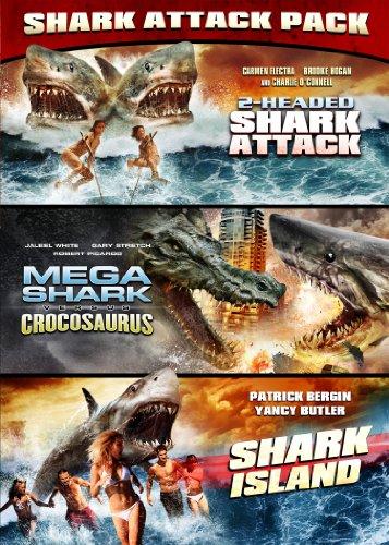 2 Headed Shark Attack / Mega Shark Vs. Crocosaurus