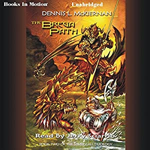 The Brega Path Audiobook