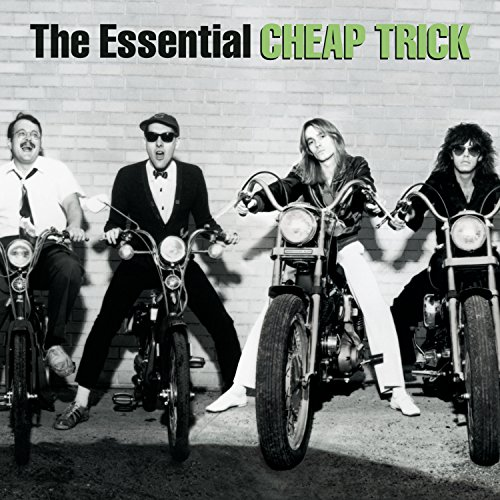 CD : Cheap Trick - Essential Cheap Trick (Remastered, 2 Disc)