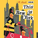 This is New York 2016 Wall Calendar