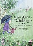 Le livre à compter de Balthazar - A la poursuite du lapin brun