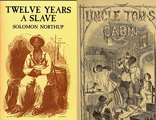 Solomon Northup - 12 Years A Slave and Uncle Tom's Cabin (Two-Pack): Now A Major Motion Picture