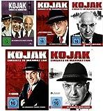 Kojak - Einsatz in Manhatten - die komplette Season/Staffel 1-5 komplette Serie auf [27 DVDs]