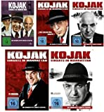 Kojak - Einsatz in Manhattan: Staffel 1-5 (27 DVDs)