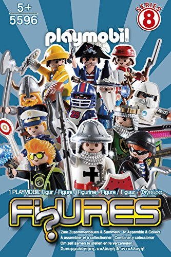 PLAYMOBIL Series 8 Boys Mystery Figures (Styles May Vary) - 1