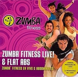 Amazon.com: Zumba Fitness Live! & Flat Abs DVD: Movies & TV