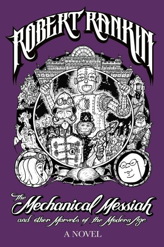 The Mechanical Messiah and Other Marvels of the Modern Age (EXP) (Japanese Devil Fish Girl 2) PDF