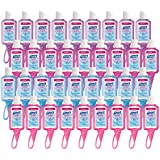 PURELL 3900-36-WRP Advanced Hand Sanitizer - Travel Sized Jelly Wrap Bottles, Original - (Pack of 36)