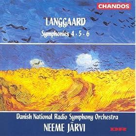 "Symphony No. 6, ""Det himmelrivende"" (Heavens Asunder): Thema - Versione I"