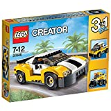 Lego Fast Car, Multi Color