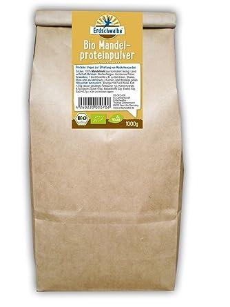 Erdschwalbe BIO Mandelprotein 1kg-Beutel