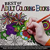 Best of Adult Coloring Books