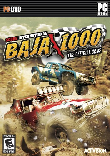 BAJA 1000: Off Road Racing