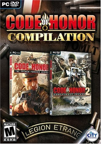 Code of Honor 1 & 2 Bundle