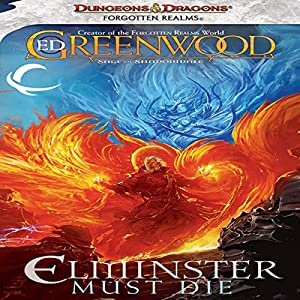 Elminster Must Die Audiobook