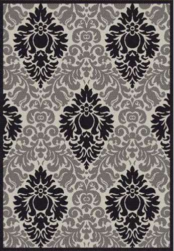 Damask Ii Area Outdoor Area Rug, 2'x3'7