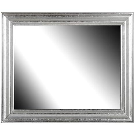 Brio 22526 miroir vend me vend me argent 50 x 70 cm for Miroir 50 x 60