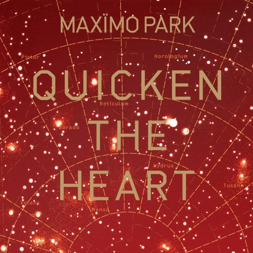 Maximo Park - Quicken the Heart/CD+Dvd - Zortam Music