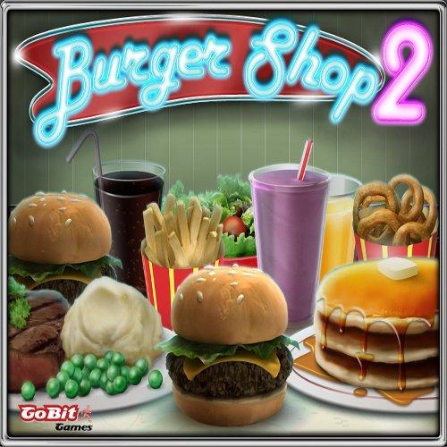 تحميل لعبة burger shop 3 كاملة