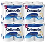 Cottonelle Clean Care Toilet Paper, D...