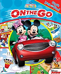 First Look and Find: Mickey Mouse Clubhouse: On the Go!