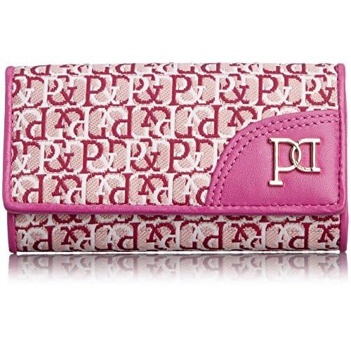 [ピンキーアンドダイアン] Pinky&Dianne ミニジャガード キーケース PDLW5BK1 48 (ピンク)