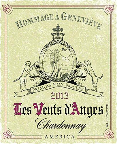 2013 Les Vents D'Anges Chardonnay 750 Ml