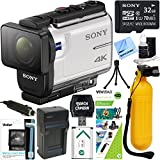 Sony FDR-X3000 4K Action Camera wit