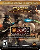 Star Wars The Old Republic: 5500 Cartel Coins + Exclusive Item [Online Game Code]