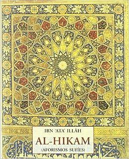 AL-HIKAM PLS.152: IBN ATA ILLAH: 9788497166874: Amazon.com