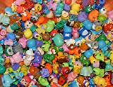 Best Value Squinkies for Girls: Fairies, Figures, Fantasy, Animals, Birds, Cartoon Characters, - 20pc Mixed Lot - With NO Bubbles