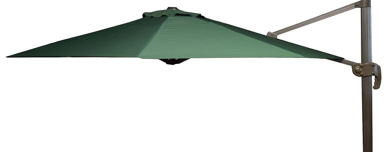 beo Sonnenschirme wasserabweisend ohne Standfuß Sonnenschutz, rund, Durchmesser 300 cm, grün günstig