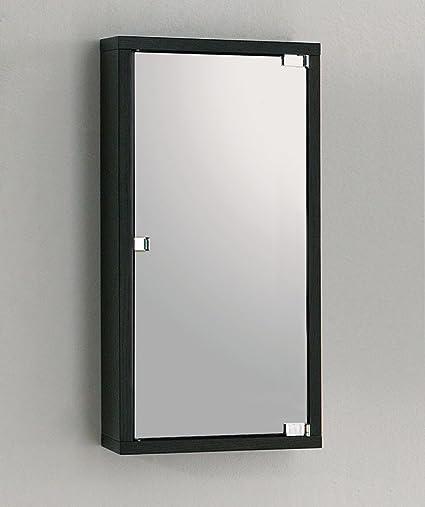 Baltimora Bathroom Mirror Cabinet - Wenge - *Clearance*