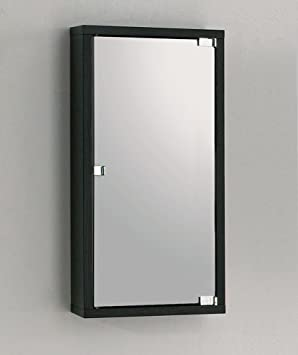 Baltimora Bathroom Mirror Cabinet - Wenge - *Clearance*