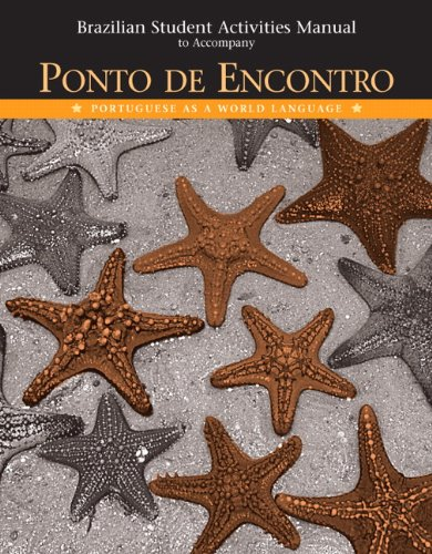 Brazilian Activities Manual for Ponto de Encontro:...