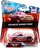 Disney / Pixar CARS Movie Exclusive 155 Die Cast Car with Synthetic Rubber Tires Tank Coat