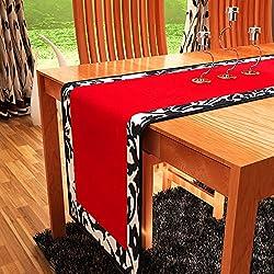 HOME HEART TABLE RUNNER