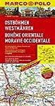 MARCO POLO Karte Ostb�hmen, Westm�hre...