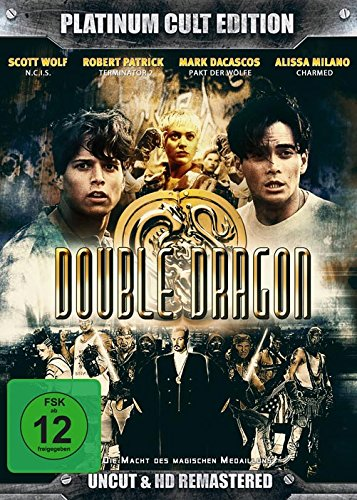 Double Dragon ( Platinum Cult Edition )