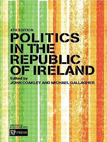Politics in the Republic of Ireland 4th edition
