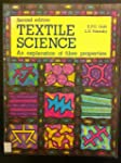Textile Science: An Explanation of Fi...